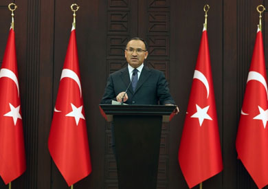 المتحدث باسم الحكومة التركية بكر بوزداج