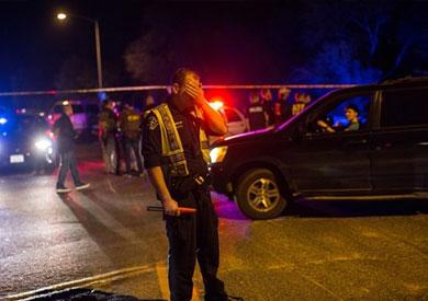 الشرطة الأمريكية في محيط موقع انفجار سابق بمدينة أوستن