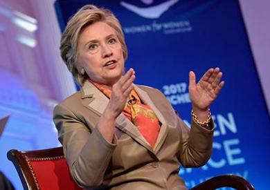 كلينتون: لو تمت الانتخابات فى 27 أكتوبر لأصبحت الرئيسة