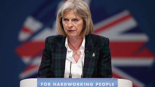 تيريزا ماي: فشل مفاوضات الخروج من الاتحاد الأوروبي خطر على الأمن الاقتصادي البريطاني