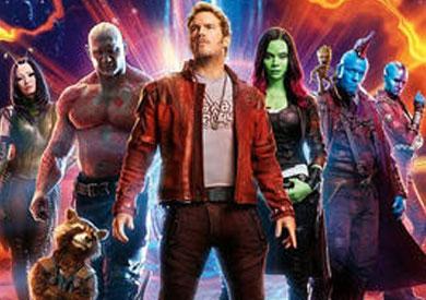 دور العرض تستقبل Guardians of the Galaxy Vol. 2