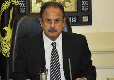 وزير الداخلية مجدي عبد الغفار