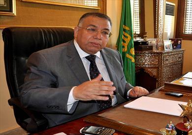 محمود الشريف وكيل مجلس النواب