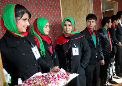 شائعات تحديد مدة نظر الرجل للمرأة في القانون تثير سخرية الأفغان -          بوابة الشروق