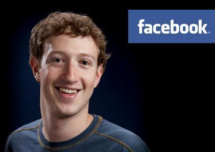 مارك زوكربيرج رئيس شركة فيسبوك
