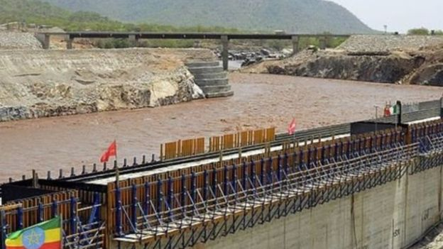 سيكون سد النهضة الأثيوبي أكبر سد في أفريقيا