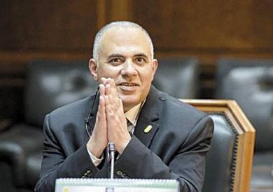 محمد عبد العاطي وزير الري