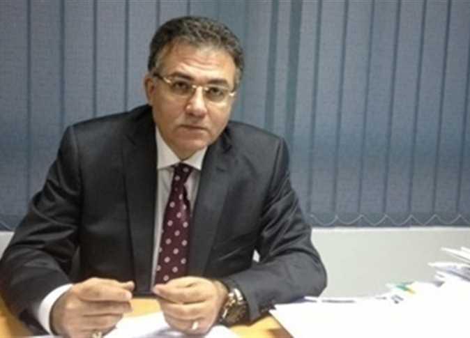 مدحت ستيفانوس رئيس شعبة منتجي الأسمنت باتحاد الصناعات