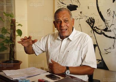 محمد انور السادات تصوير لبنى طارق