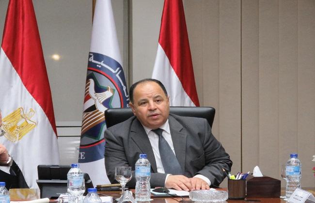 محمد معيط - وزير المالية