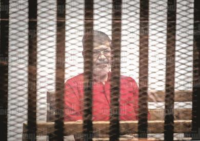 محمد مرسي - تصوير: رافى شاكر