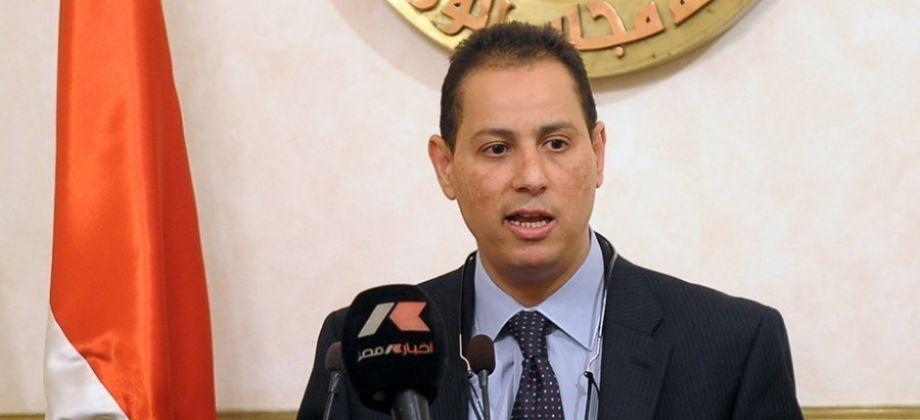 الدكتور محمد عمران - رئيس هيئة الرقابة المالية
