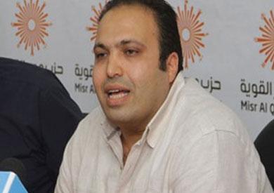 محمد القصاص نائب رئيس حزب مصر القوية