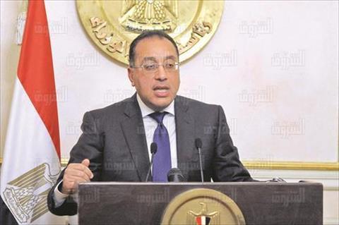 مصطفى مدبولى وزير الاسكان تصوير سليمان العطيفى
