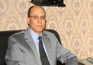 الدكتور نشأت ضيف المستشار الثقافي المصري لدى موريتانيا