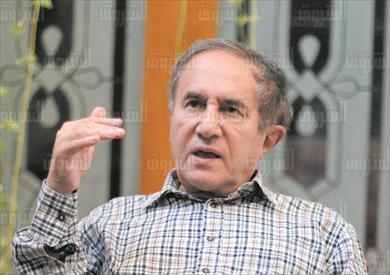 حوار اسامه الغزالي حرب تصوير نادر باسم