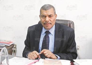 صلاح عز رئيس قطاع حماية النيل تصوير جيهان نصر<br/>