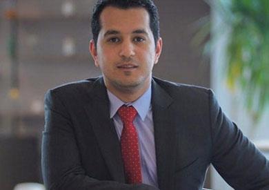 الإعلامي محمد الدسوقي رشدي