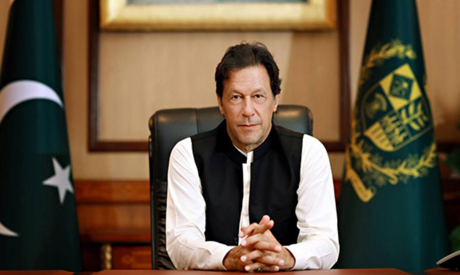 ئيس الوزراء الباكستاني عمران خان
