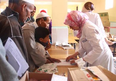 «الصحة»: الكشف على 665 ألف مواطن خلال مبادرة «السيسي»