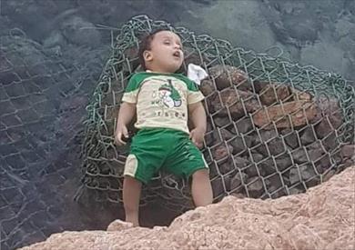 الطفل الضحية