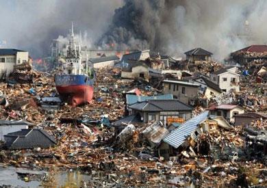 30 مليار دولار خسائر جراء الكوارث الطبيعية فى الصين