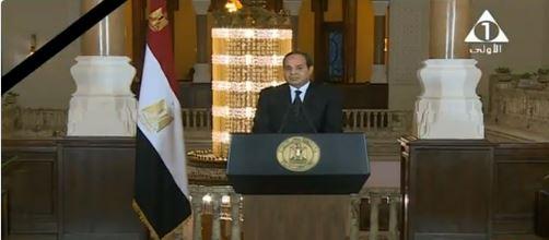 «السيسي»: مصر قادرة على الانتصار في الحرب ضد الإرهاب