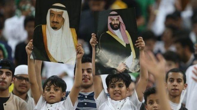 عين الملك سلمان ابنه محمد وليا للعهد في يونيو/ حزيران الماضي