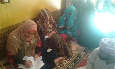 مواطنات «وادي ميعر» بجنوب سيناء يطالبن بإنشاء مدرسة ثانوي للبنات