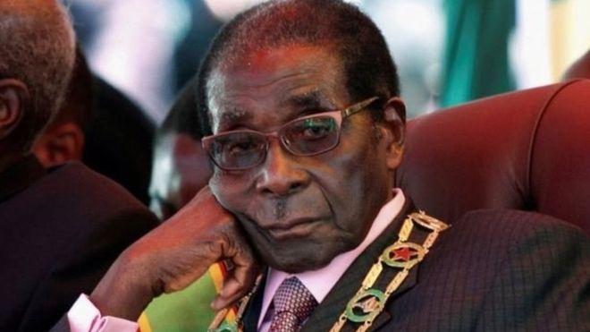 موغابي في مفترق الطرق