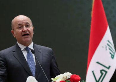 الرئيس العراقي يؤكد أن بلاده أصبحت ساحة جاذبة للشركات والاستثمارات الخارجية -          بوابة الشروق