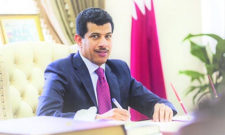 السفير سالم مبارك آل شافي