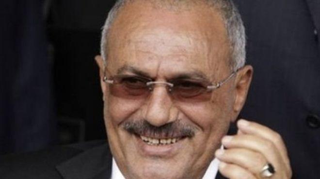 علي عبد الله صالح مازال لاعبا رئيسيا على الساحة اليمنية<br/>