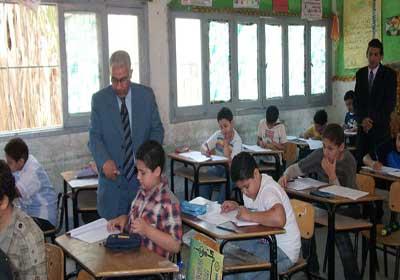 بدء امتحانات «الابتدائية» بمحافظتي الإسكندرية وشمال سيناء