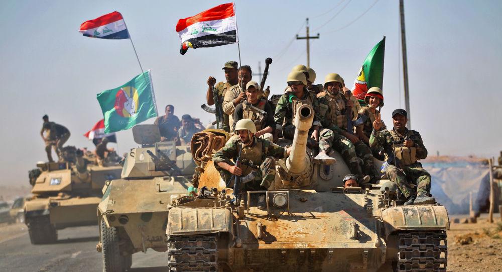 مقتل 4 عناصر من داعش و2 من الشرطة العراقية في هجوم جنوب الموصل -          بوابة الشروق