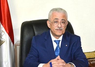 فيديو.. وزير التعليم يرد على مخاوف أولياء الأمور بشأن استبدال الكتاب المدرسي بـ«التابلت»