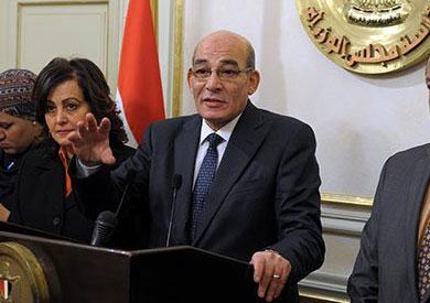 وزير الزراعة، عبد المنعم البنا