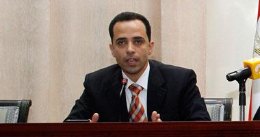 الدكتور عبد الله المغازي-أستاذ القانون الدستوري