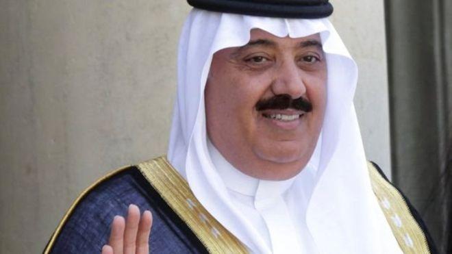 متعب كان آخر فرد من فرع عبد الله في الأسرة المالكة يحتل منصبا رفيعا في الحكومة السعودية قبل اعتقاله