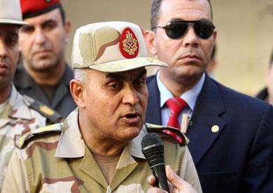 وزير الدفاع: القوات المسلحة تعمل بأقصي درجات اليقظة والاستعداد لفرض سيادة الدولة