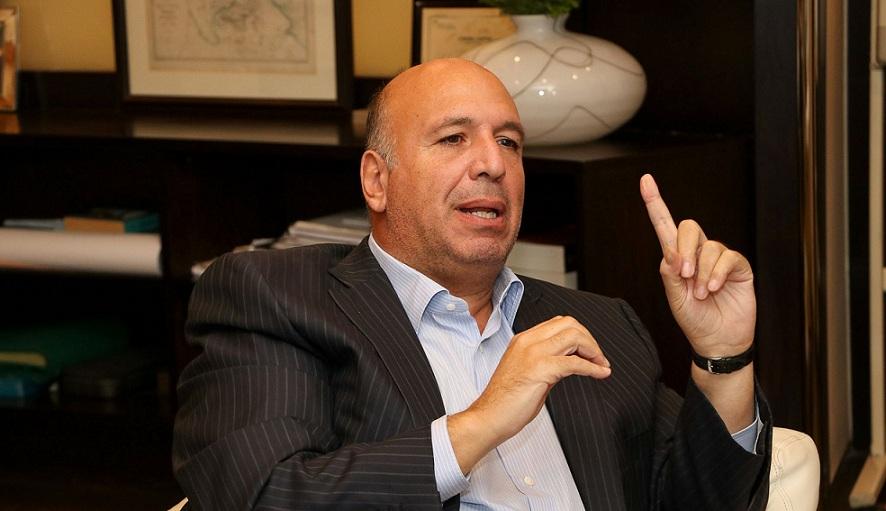 أحمد هيكل، رئيس مجلس إدارة شركة القلعة القابضة
