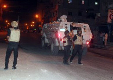 مصدر أمني: استشهاد ضابطين في استهداف كمين بالمقطم
