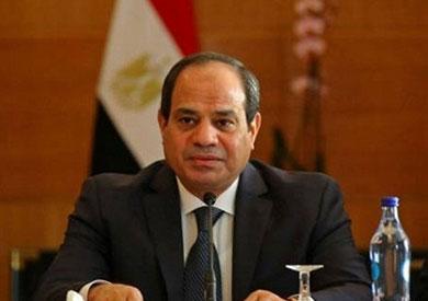 الرئيس السيسي يستقبل وزير خارجية الكويت