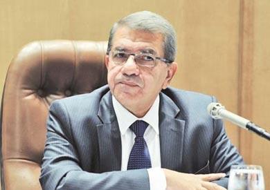 عمرو الجارحي - وزير المالية