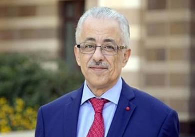 طارق شوقى: خطة لتعليم الطلبة على طريقة «أوبر»