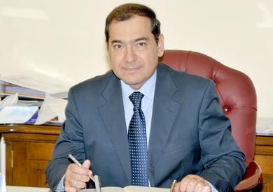 طارق الملا رئيس الهيئة المصرية العامة للبترول