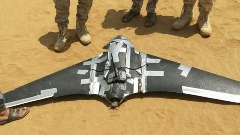 التحالف العربي: اعتراض وتدمير طائرة مسيرة مفخخة أطلقها الحوثيون باتجاه السعودية