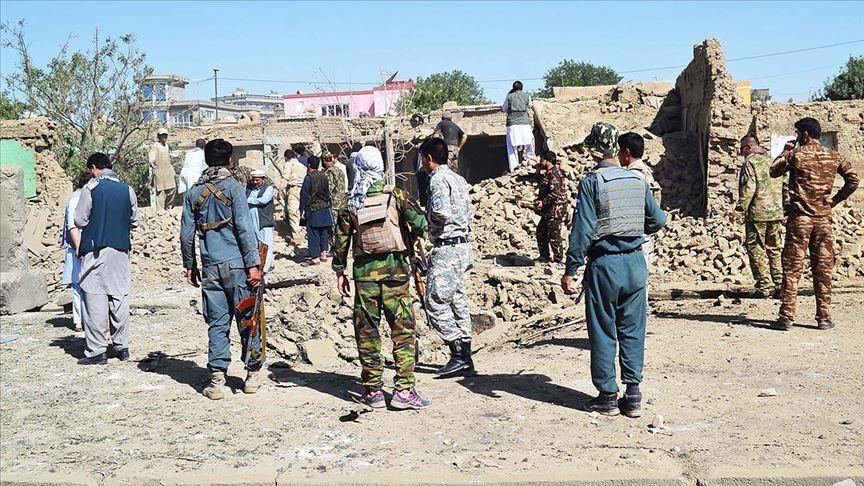 مقتل وإصابة 5 من قوات الأمن الأفغانية في هجوم مسلح جنوب البلاد - بوابة  الشروق - نسخة الموبايل