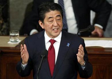 رئيس الوزراء الياباني شينزو آبي