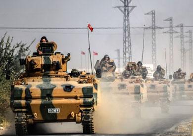 قوات تركية - أرشيفية